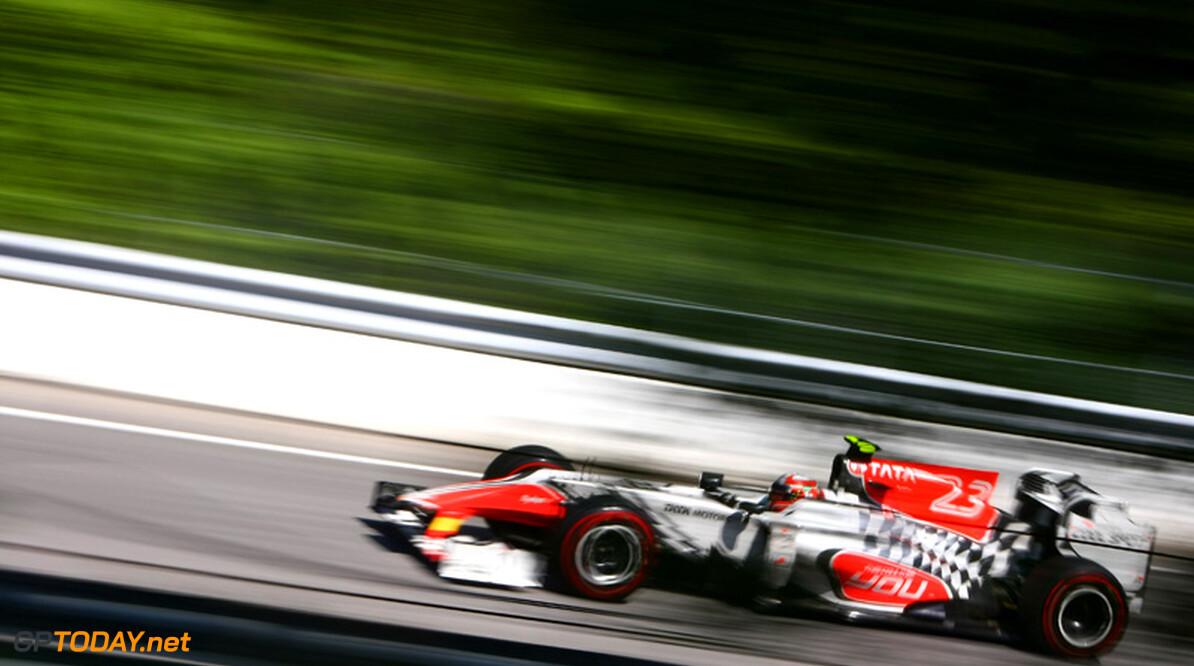 Hispania Racing scoort beste resultaat ooit in Canada