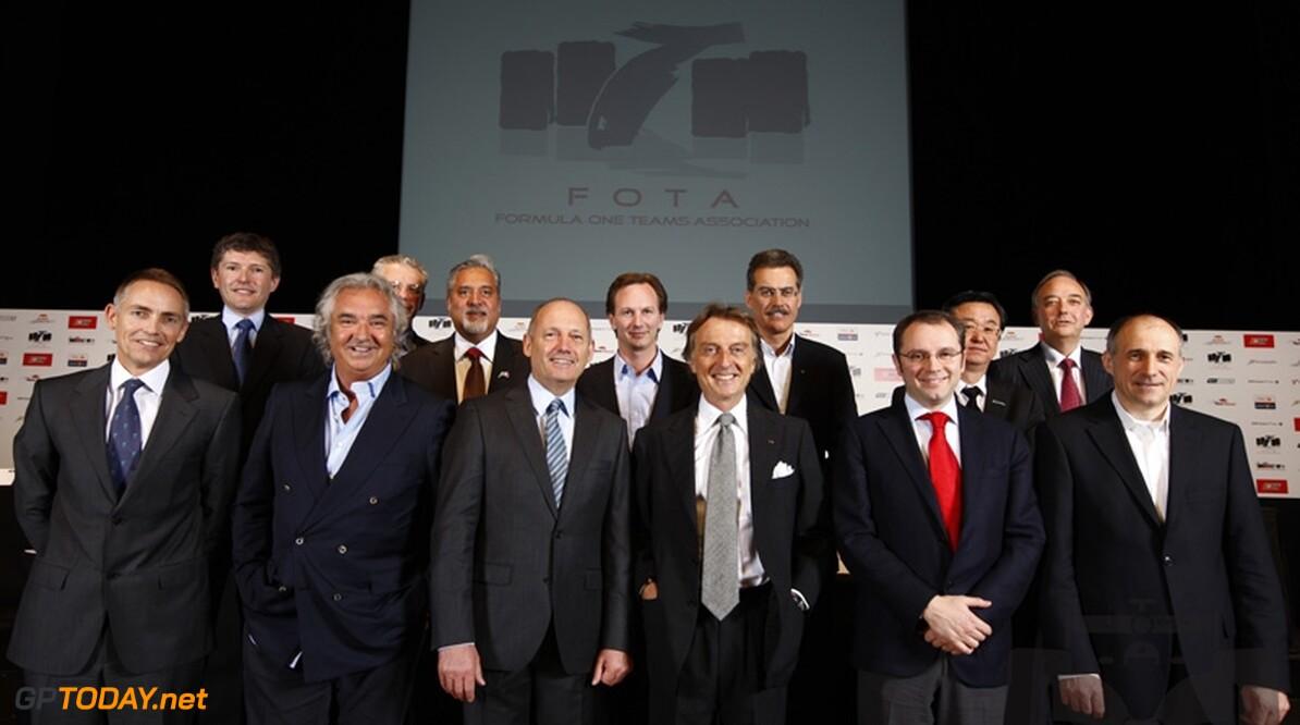 FOTA heet Todt welkom als nieuwe FIA-president