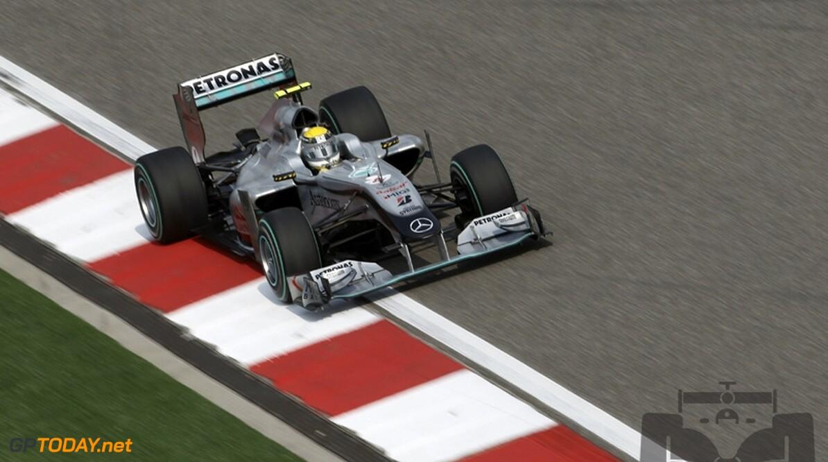 Rosberg tevreden over kwalificatie, Schumacher teleurgesteld