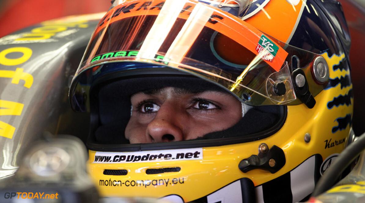 Chandhok teleurgesteld en begripvol over keuze van Team Lotus