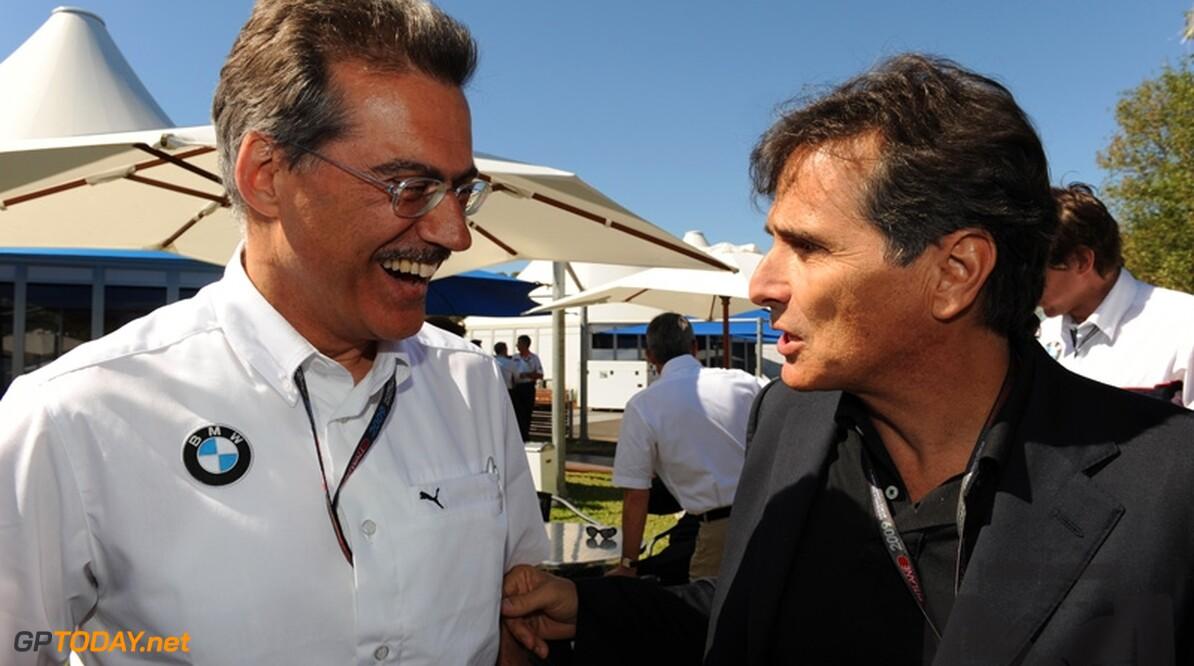 Nelson Piquet genoemd als overnamekandidaat BMW Sauber