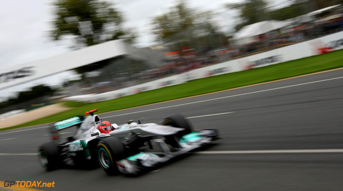 """Schumacher: """"Termen als mythe en historie leerde ik bij Ferrari"""""""