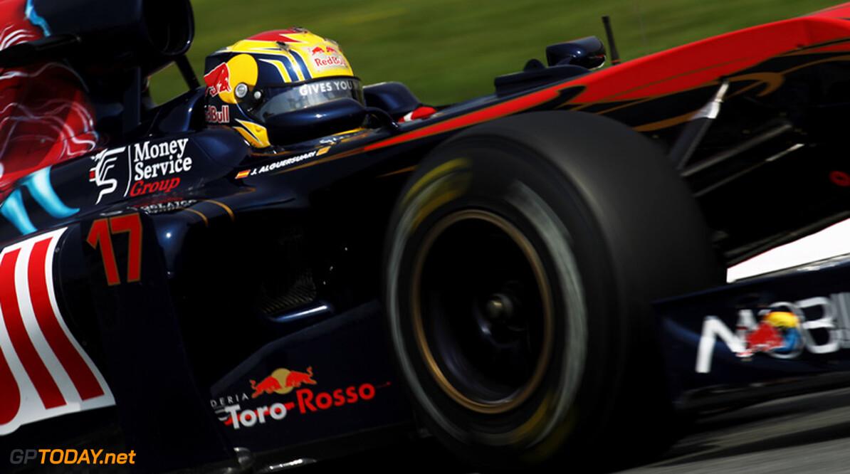 Alguersuari zint op overstap naar Red Bull Racing binnen twee jaar