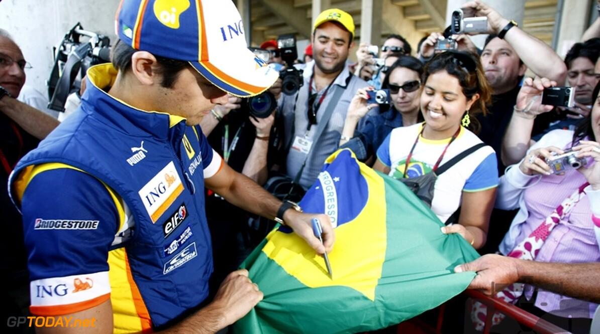"""Nelson Piquet jr: """"Ik heb een goede race nodig"""""""