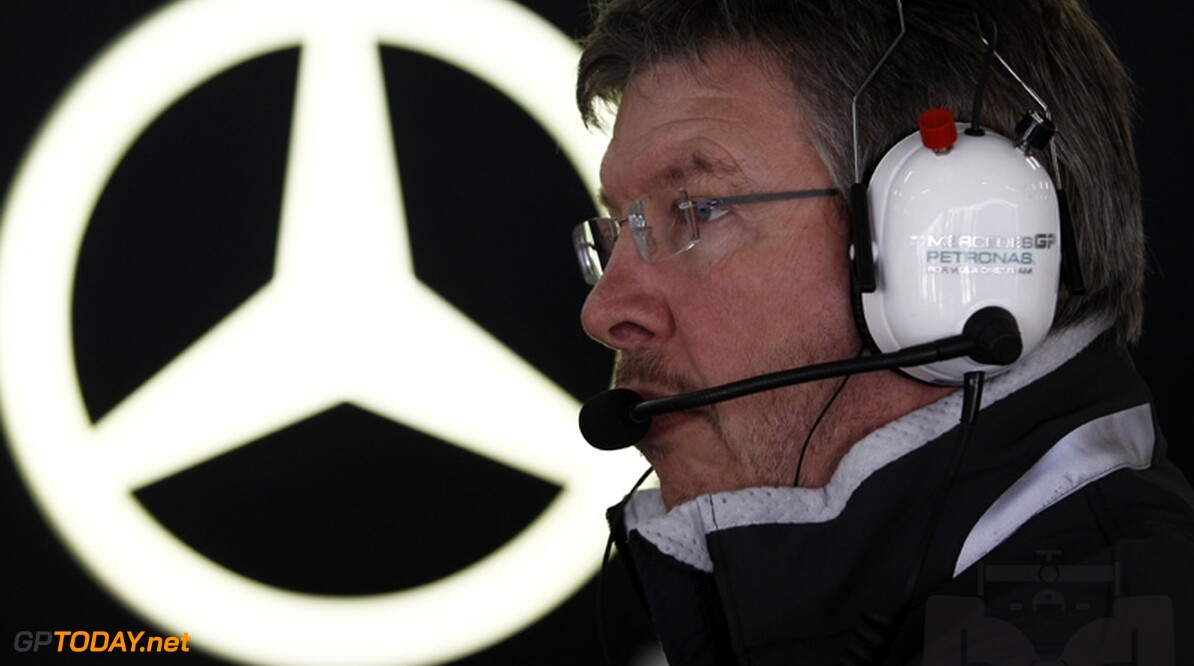Ross Brawn to replace Bernie Ecclestone?