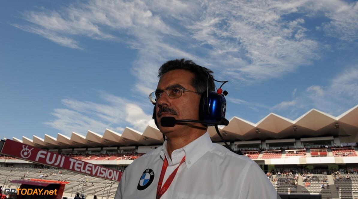 """BMW Sauber: """"Ontwikkeling voor 2009 ligt op schema"""""""