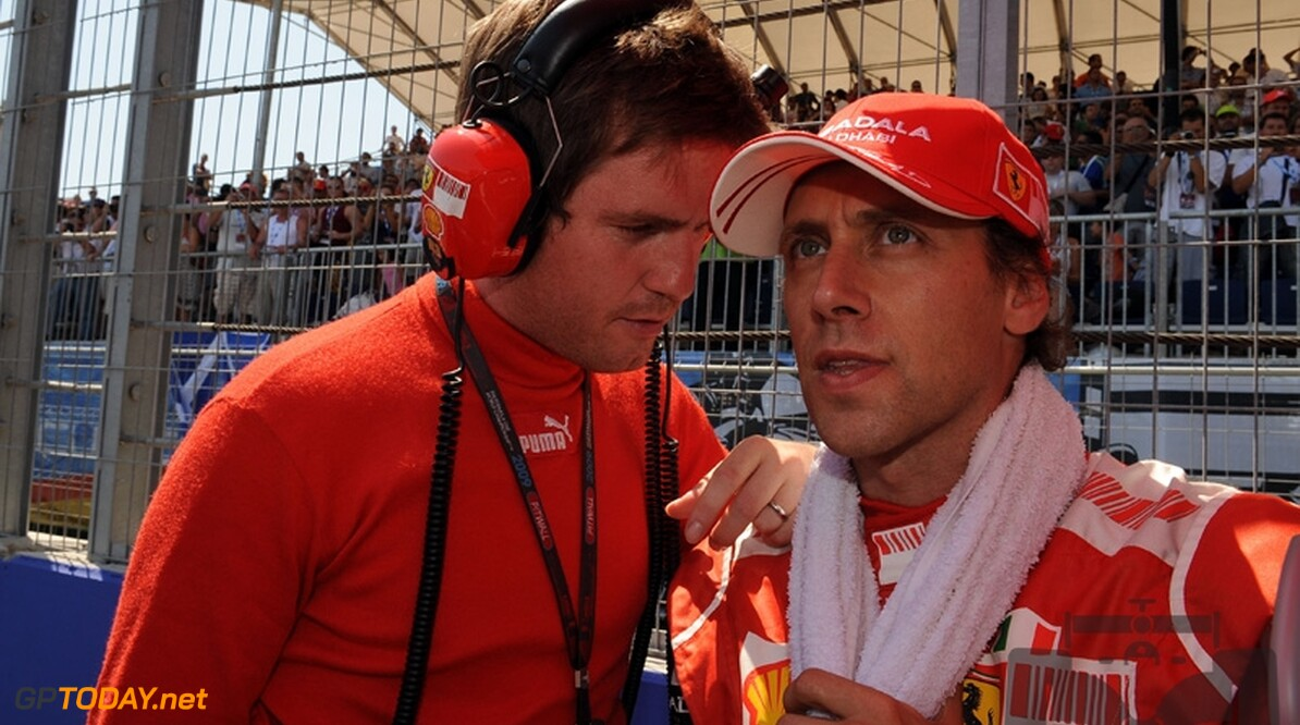 Ferrari bevestigt vertrek van testcoureur Luca Badoer