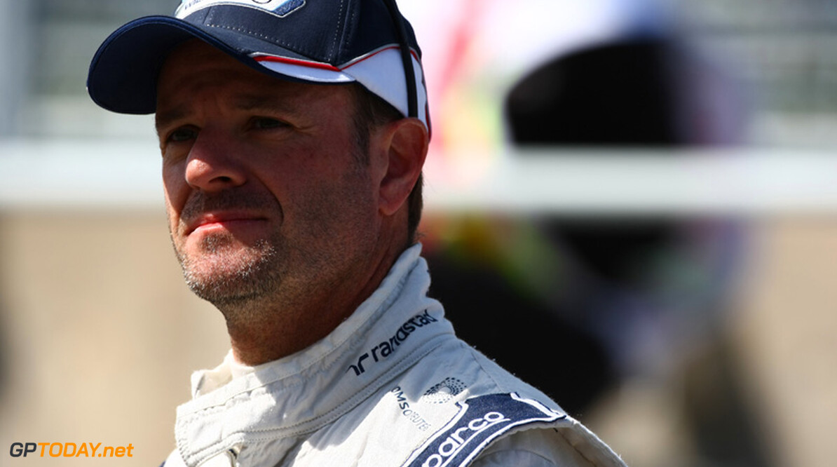Barrichello in the frame for Caterham seat in Abu Dhabi