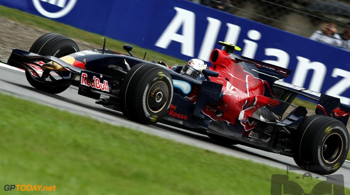 De dag dat Vettel won met Scuderia Toro Rosso