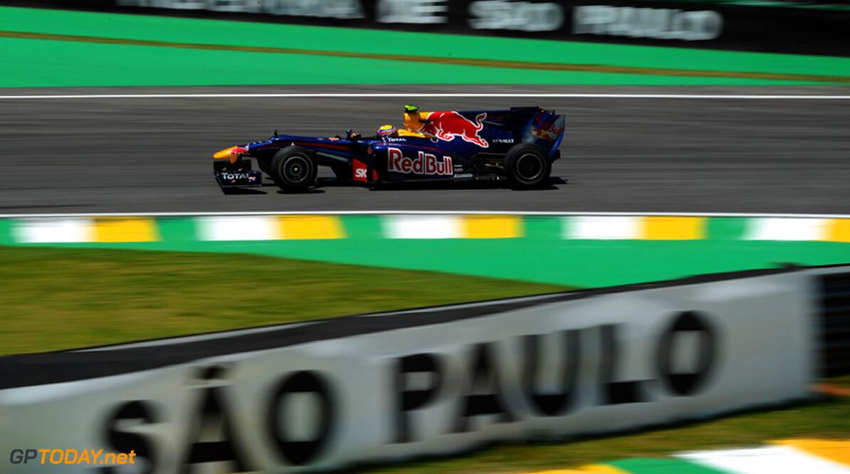 Red Bull Racing in Brazilië weer gesteund door racepartner SKY