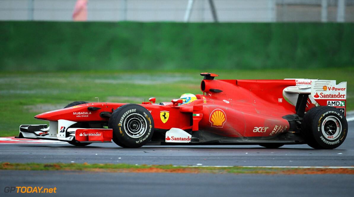 Felipe Massa stelt teleur met negende startplaats voor thuisrace