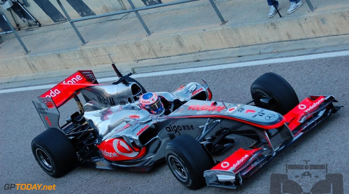 McLaren met vertrouwen naar Grand Prix van Maleisië