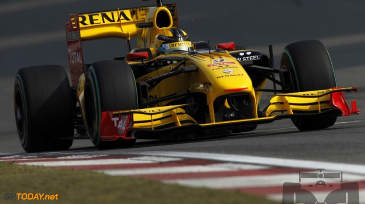 Renault buigt langzaam maar zeker het hoofd in strijd om plek vier