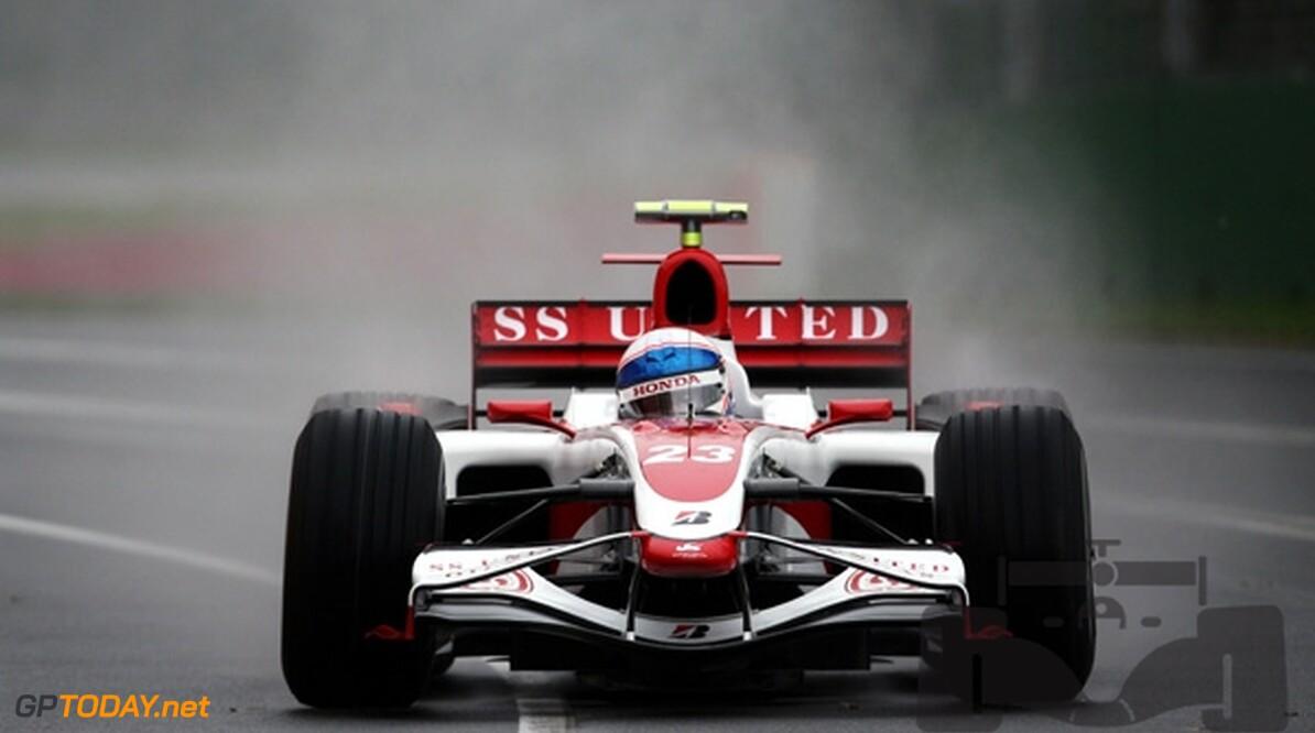 Davidson optimistisch voor thuisrace Super Aguri