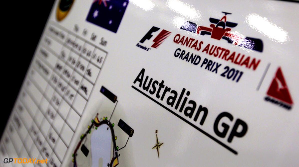 FIA bevestigt voorlopige kalender als definitieve schema voor 2012