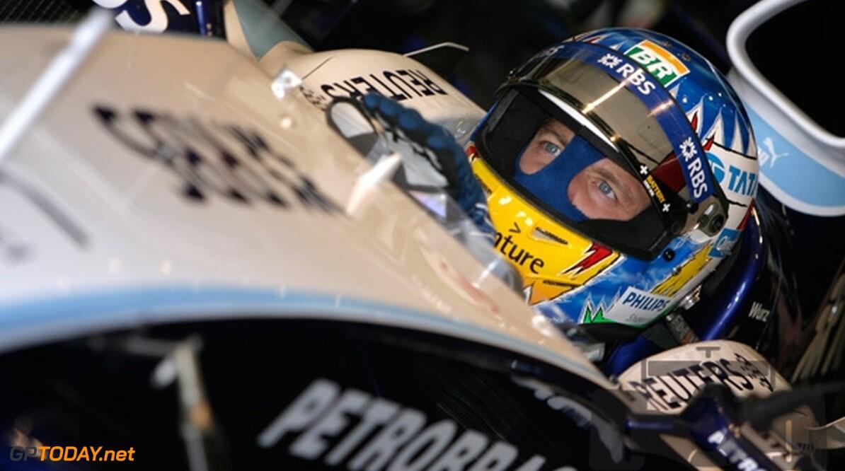 Wurz rijdt in Brazilië zijn laatste Formule 1-race