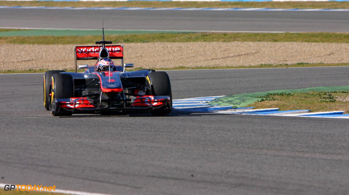 McLaren nog vol vertrouwen over afwijkende neus MP4-27