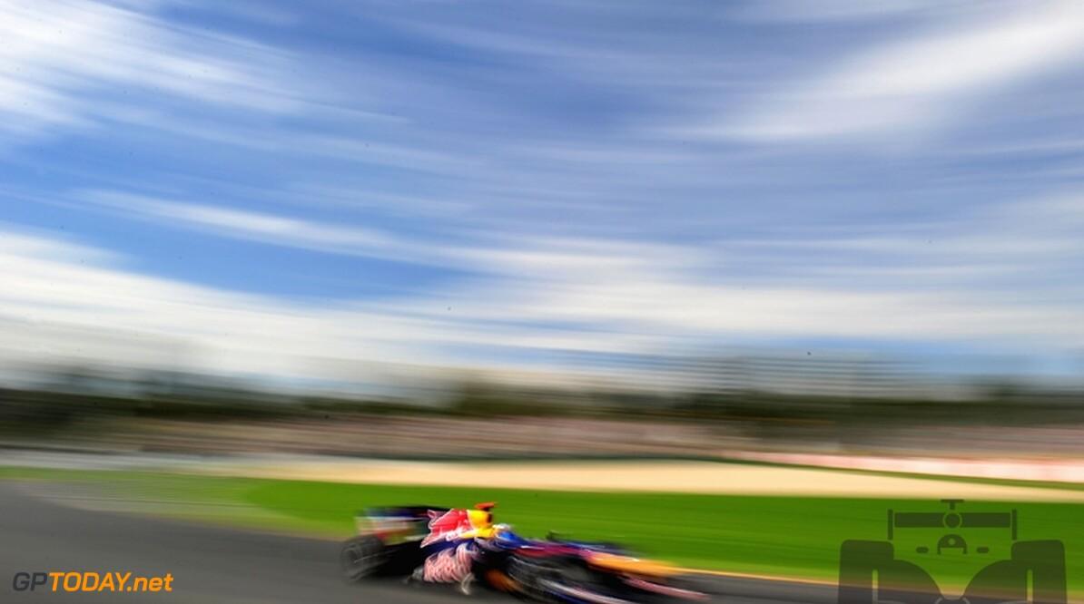 Red Bull Racing niet in paniek na twee tegenvallende resultaten