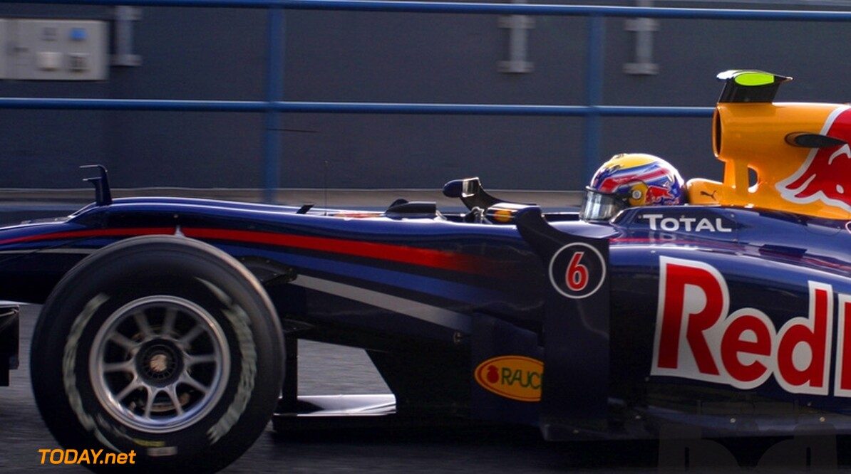 Haug schrikt niet van tijden van Red Bull Racing