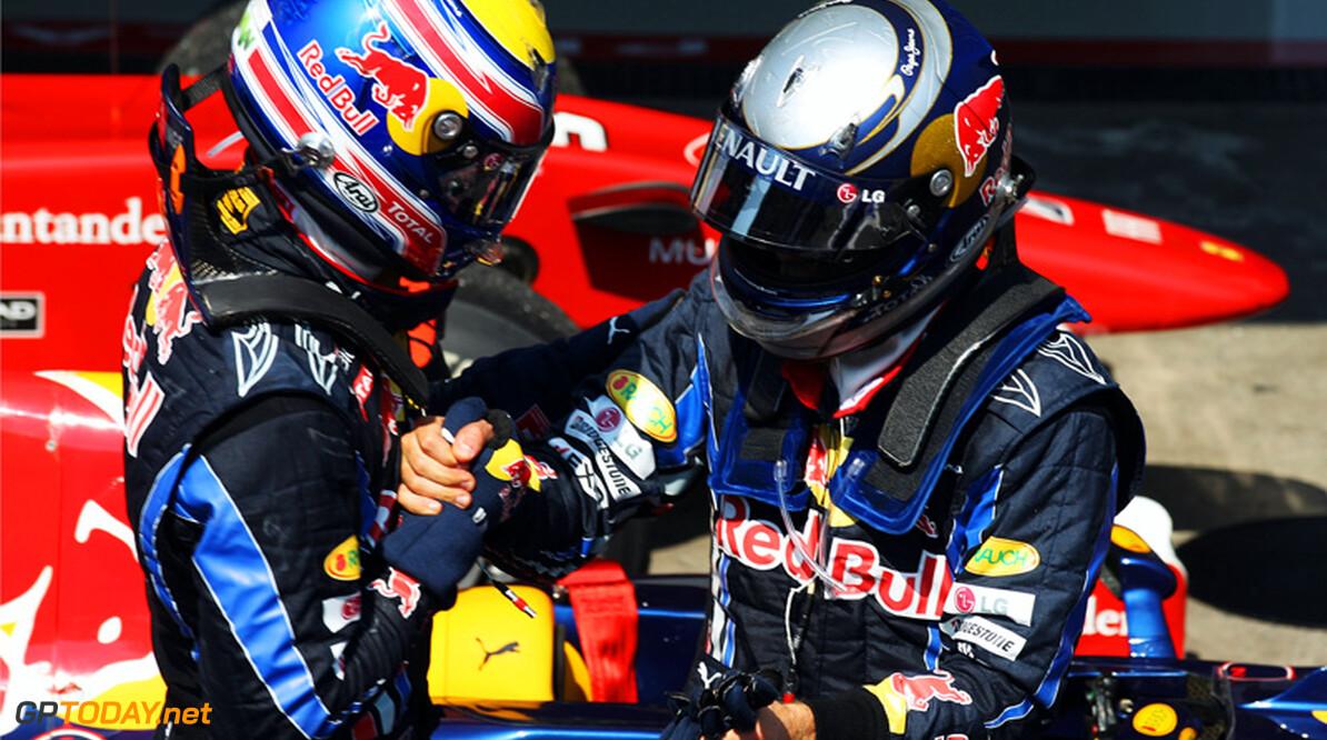 """Mateschitz: """"Liever tweede dan teamorders bij Red Bull Racing"""""""