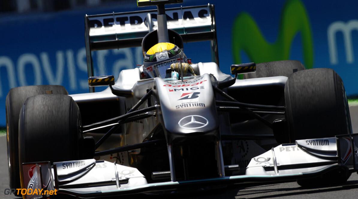 Personele veranderingen op komst bij Mercedes GP