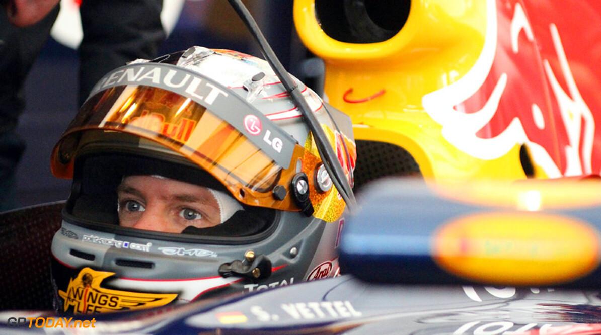 Debuut Red Bull Racing RB7 weggelegd voor kampioen Vettel