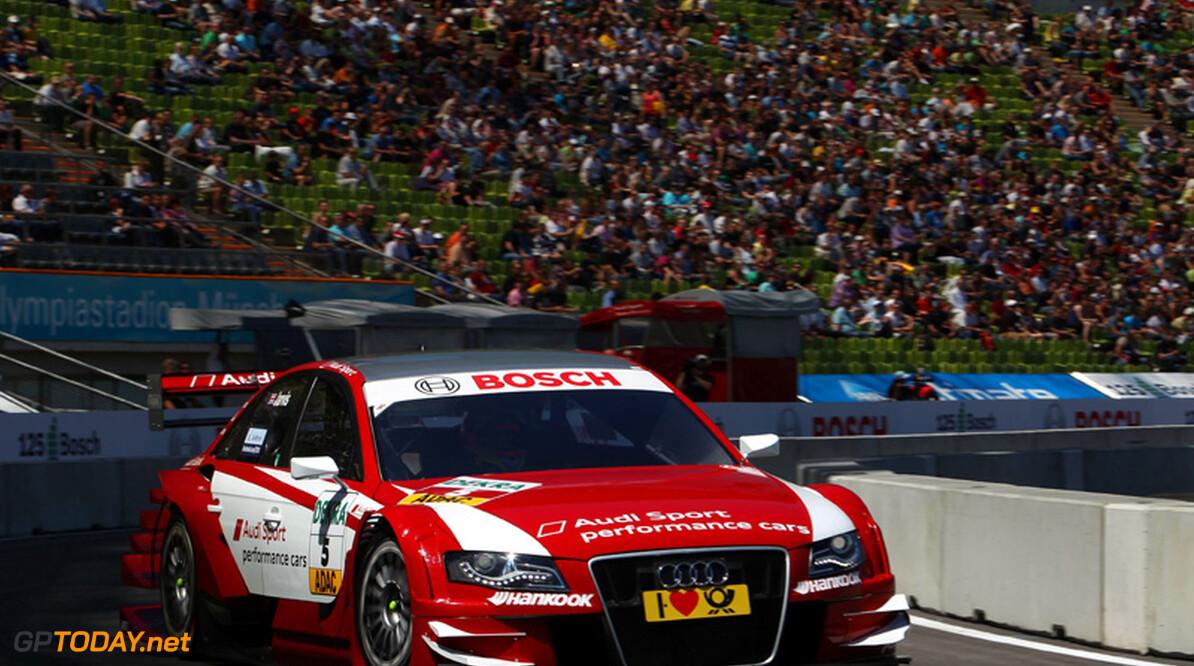 Geen plaats meer voor Oliver Jarvis in line-up van Audi