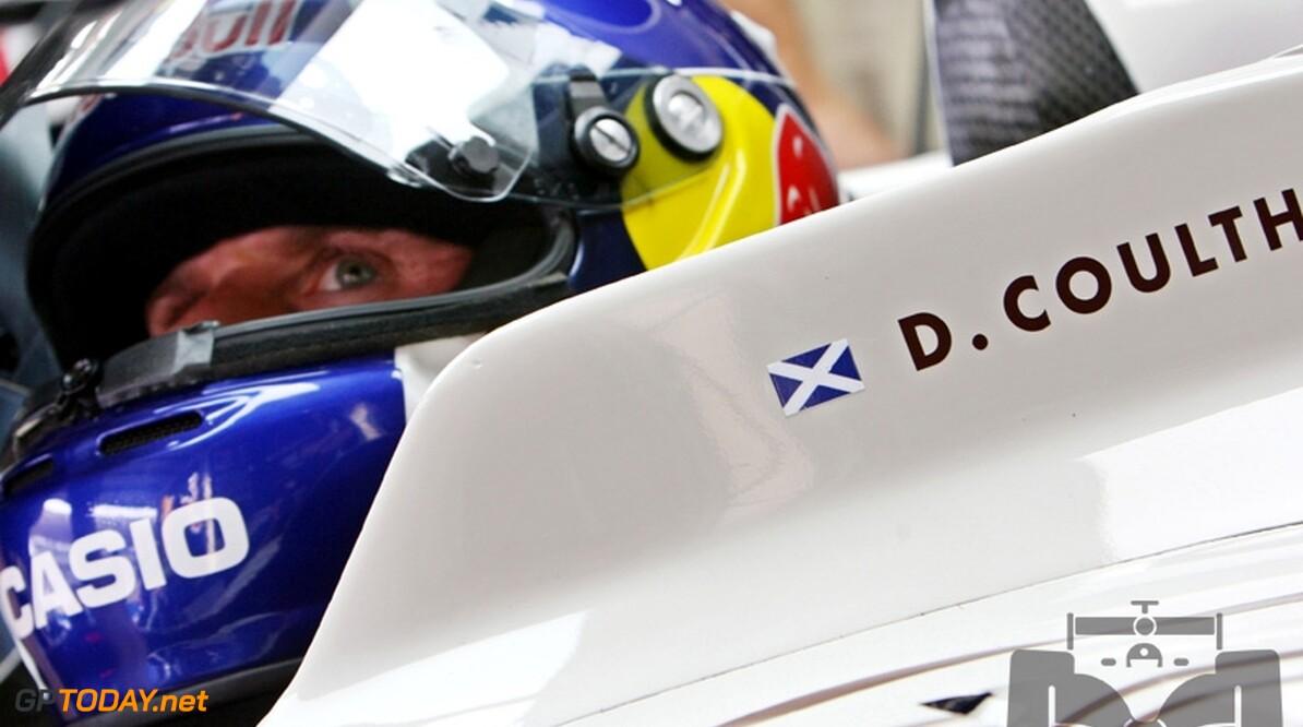 David Coulthard zei 'nee' tegen contract bij Ferrari