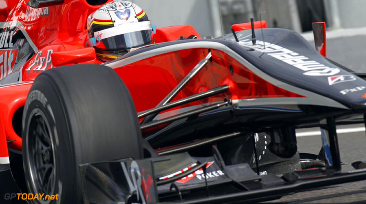 D'Ambrosio in Brazilië om tafel met teamleiding Virgin Racing