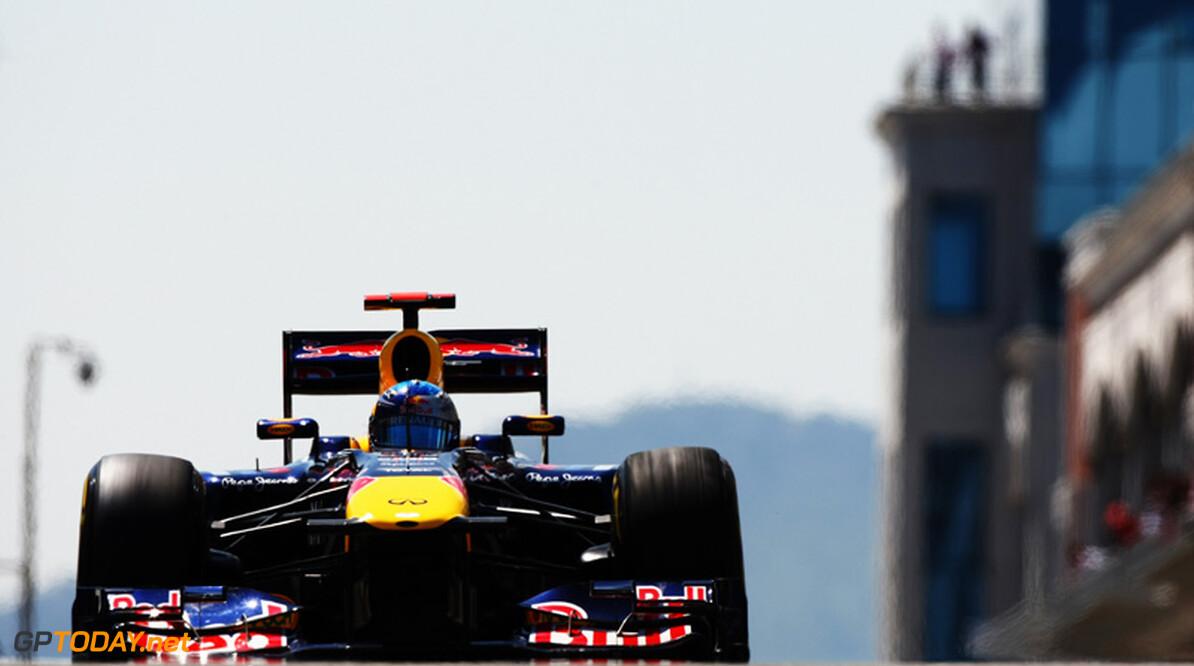 Vettel wint ook de Grand Prix van Turkije