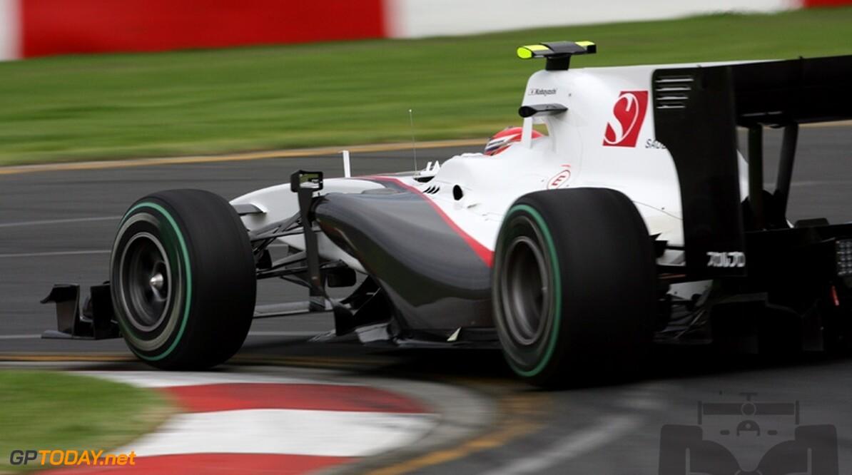 Zijspiegels op side-pods vanaf Chinese Grand Prix verboden