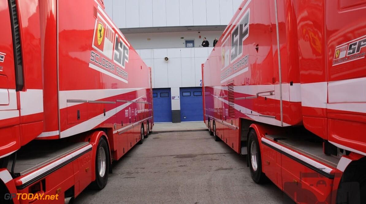 Ferrari sluit tweejarig sponsorcontract met Kaspersky Lab