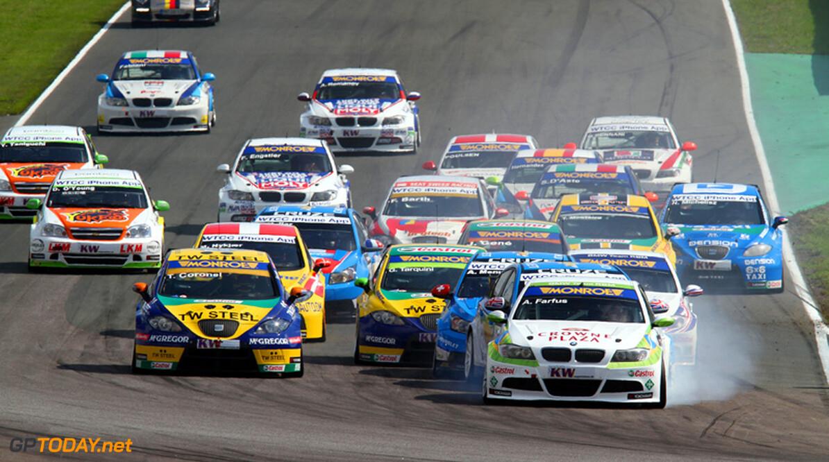 Voormalige rally-kampioen Solberg wil naar het WTCC