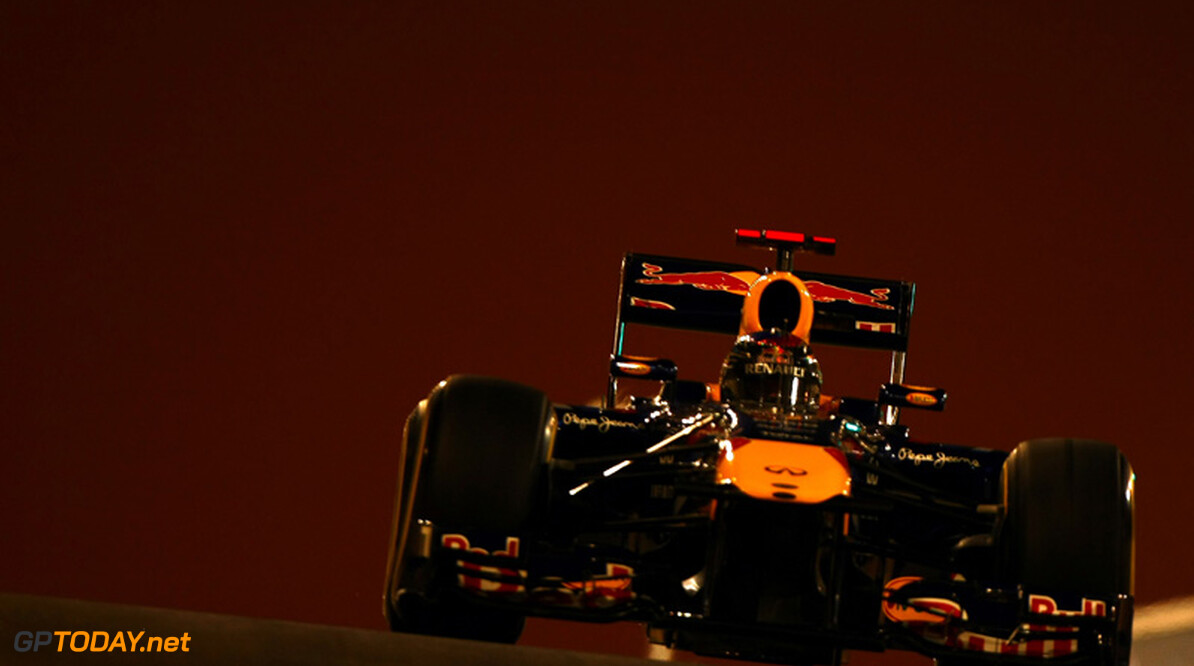 Sebastian Vettel ziet vele rivalen voor wereldtitel in 2012