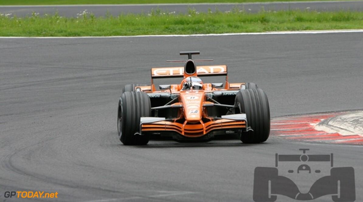 """Spyker: """"Het Formule 1-team is nog niet verkocht"""""""