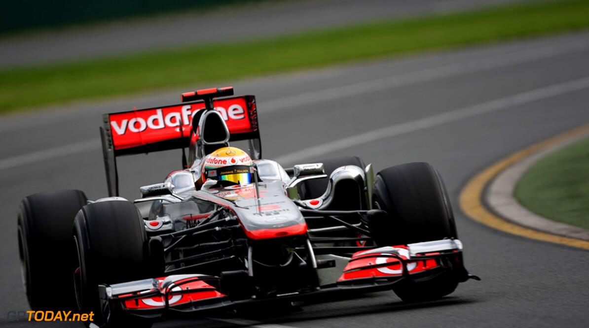 Hamilton, Rosberg en Schumacher ontsnappen aan gridpenalty