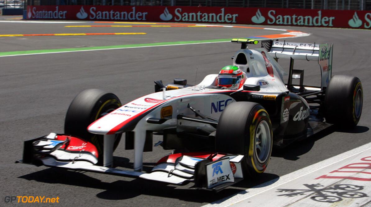 Perez wil seizoen weer op gang trekken in Silverstone
