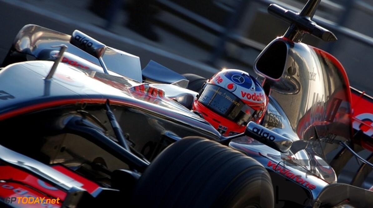 Paffett op jacht naar nieuw testcontract bij McLaren