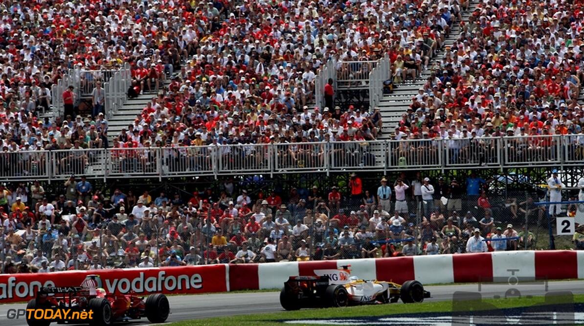 Grand Prix van Canada 2010 is volledig uitverkocht