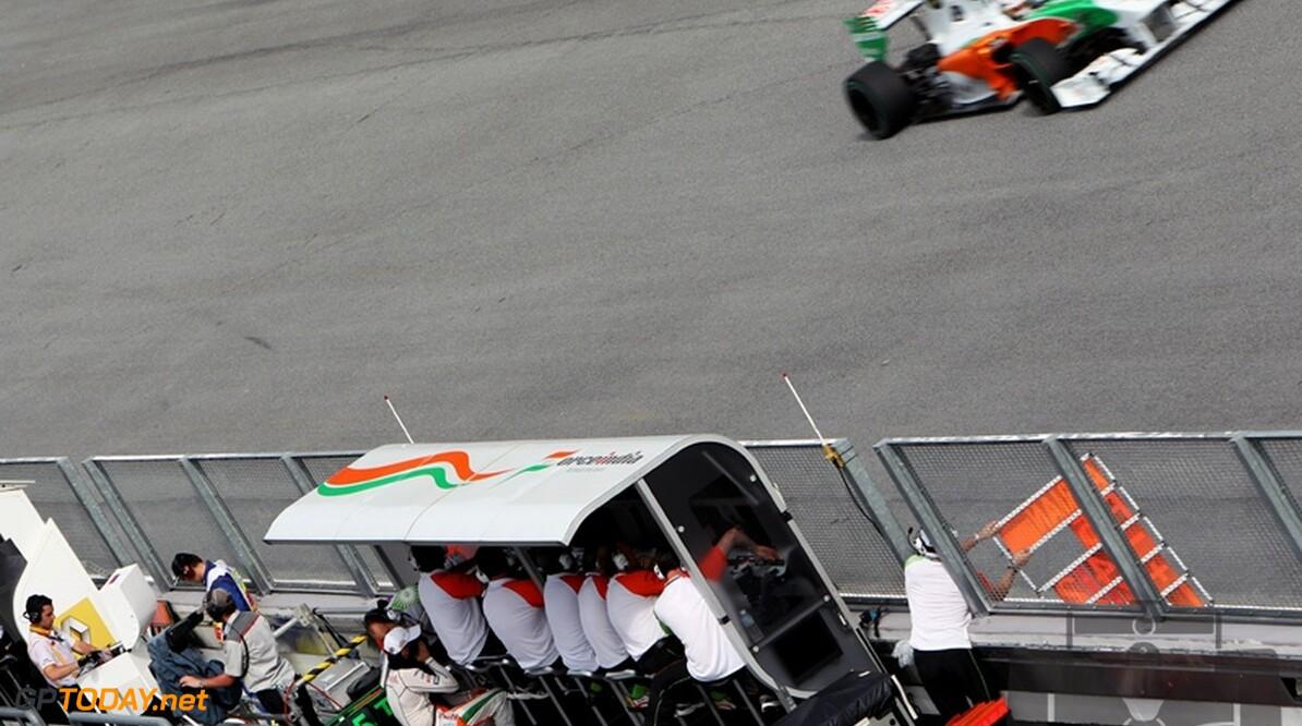 Force India dingt naar diensten van Geoff Willis