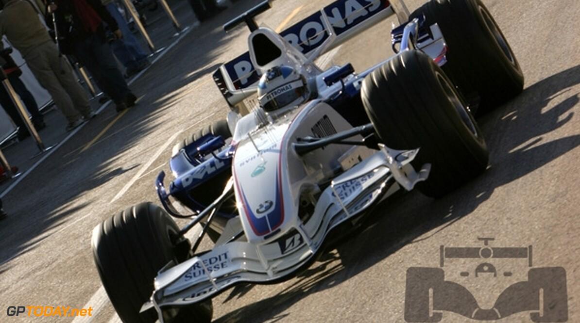 BMW Sauber trots op prestaties van 2007