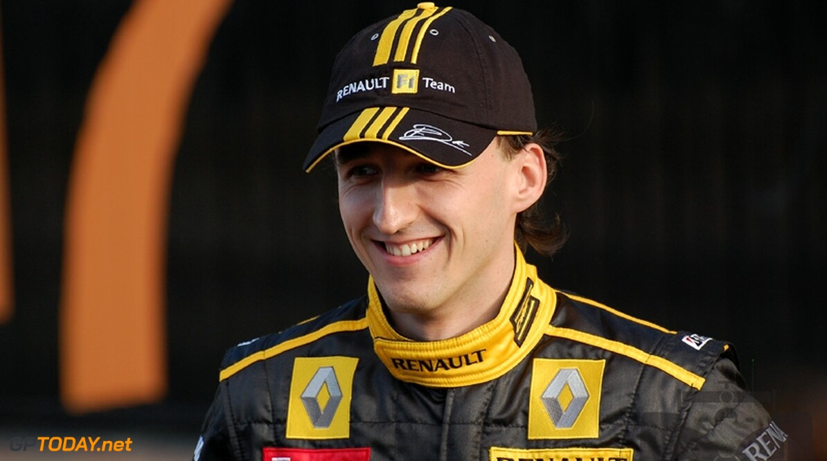 Robert Kubica to contest European rally series in 2013 - reports