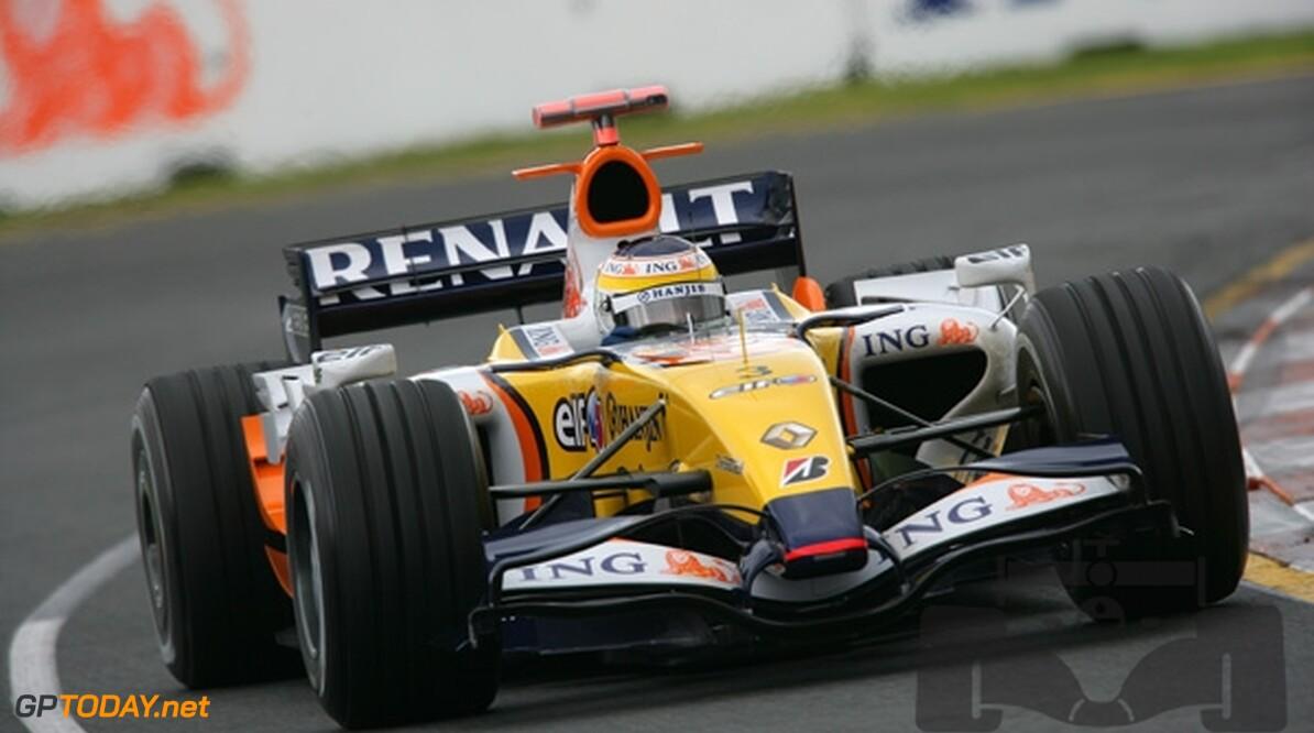Toekomst Fisichella hangt af van voormalig teamgenoot Alonso