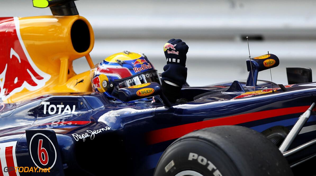 Webber in Zuid-Korea met verse krachtbron aan de start