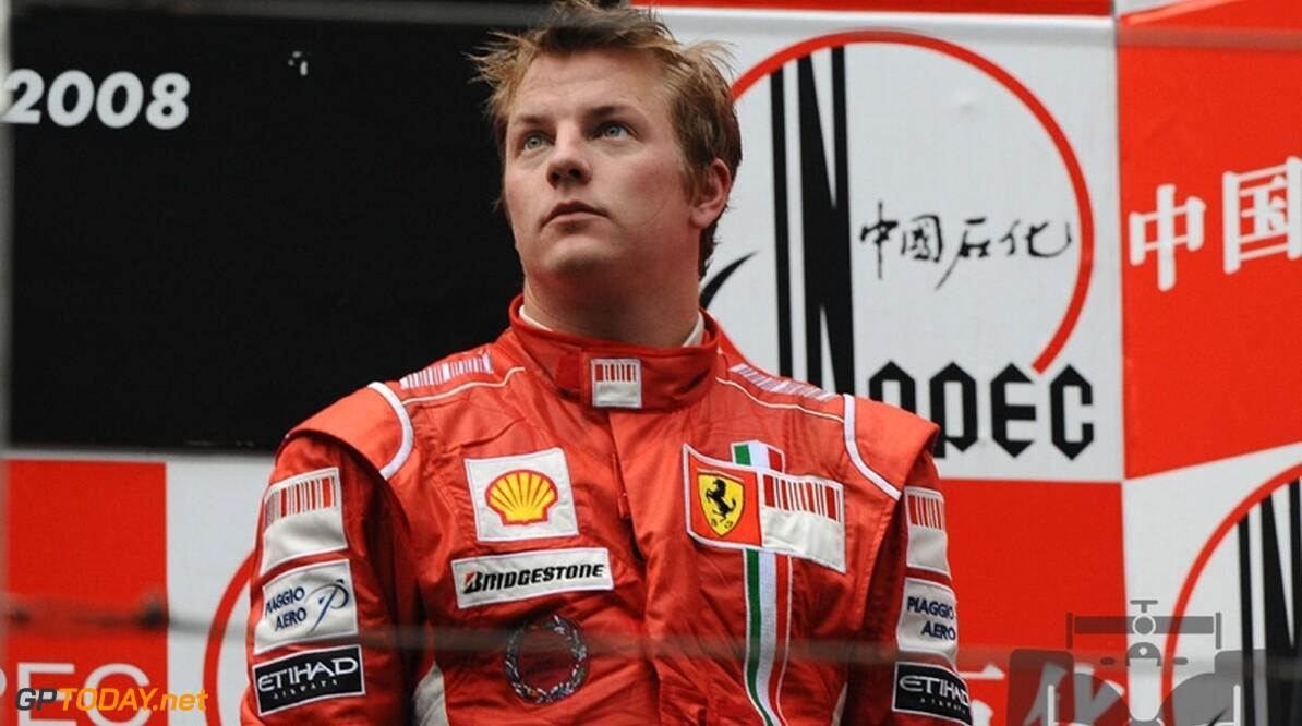 Raikkonen best tevreden met constructeurstitel