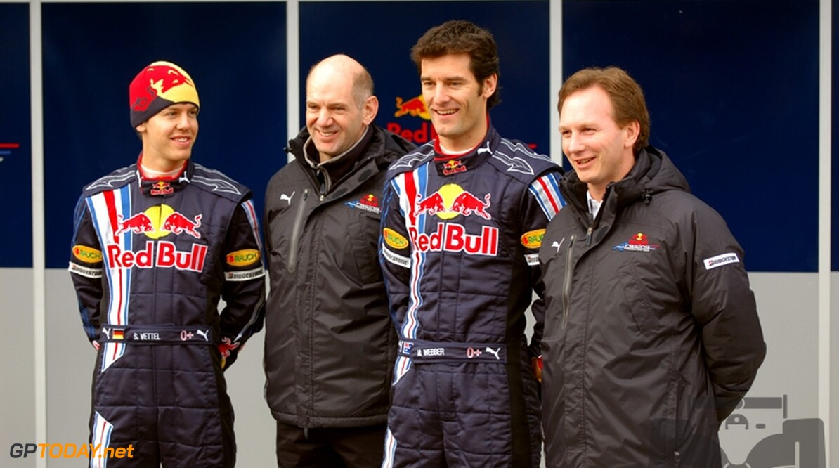 Vettel en Webber vandaag bijeen om de lucht te klaren
