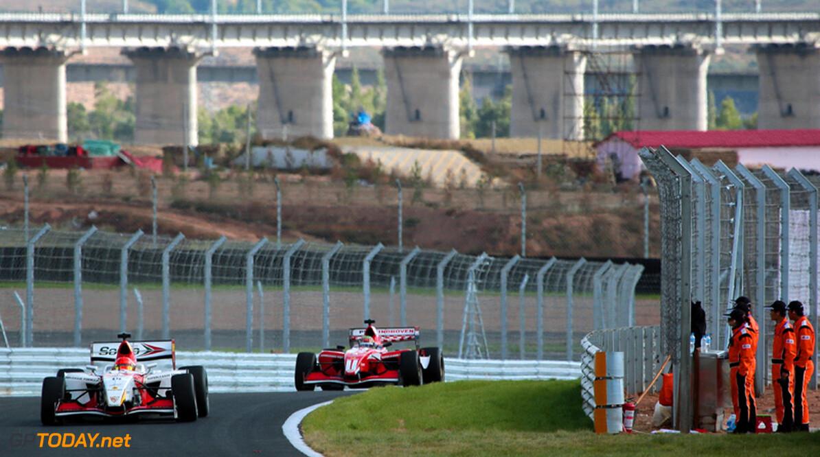 Organisatie last tweede training in Beijing af door problemen met circuit