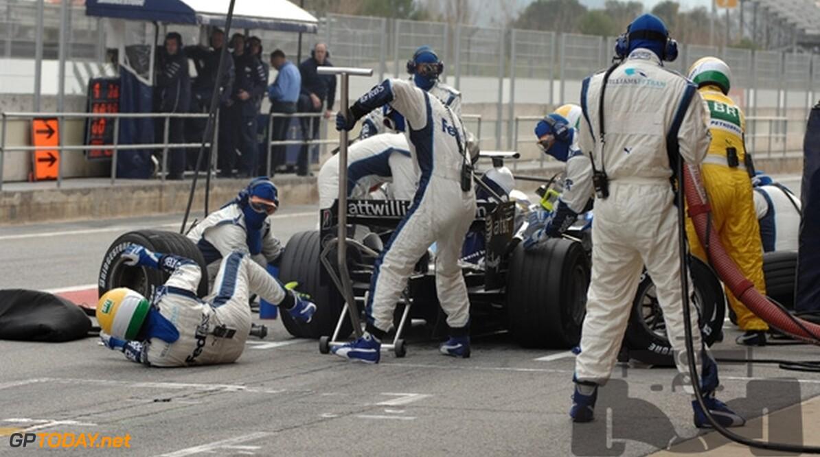 Geen straf voor Williams en BMW Sauber, McLaren in hoger beroep