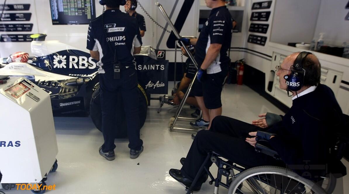 """Frank Williams: """"Vettel wordt een hele grote"""""""