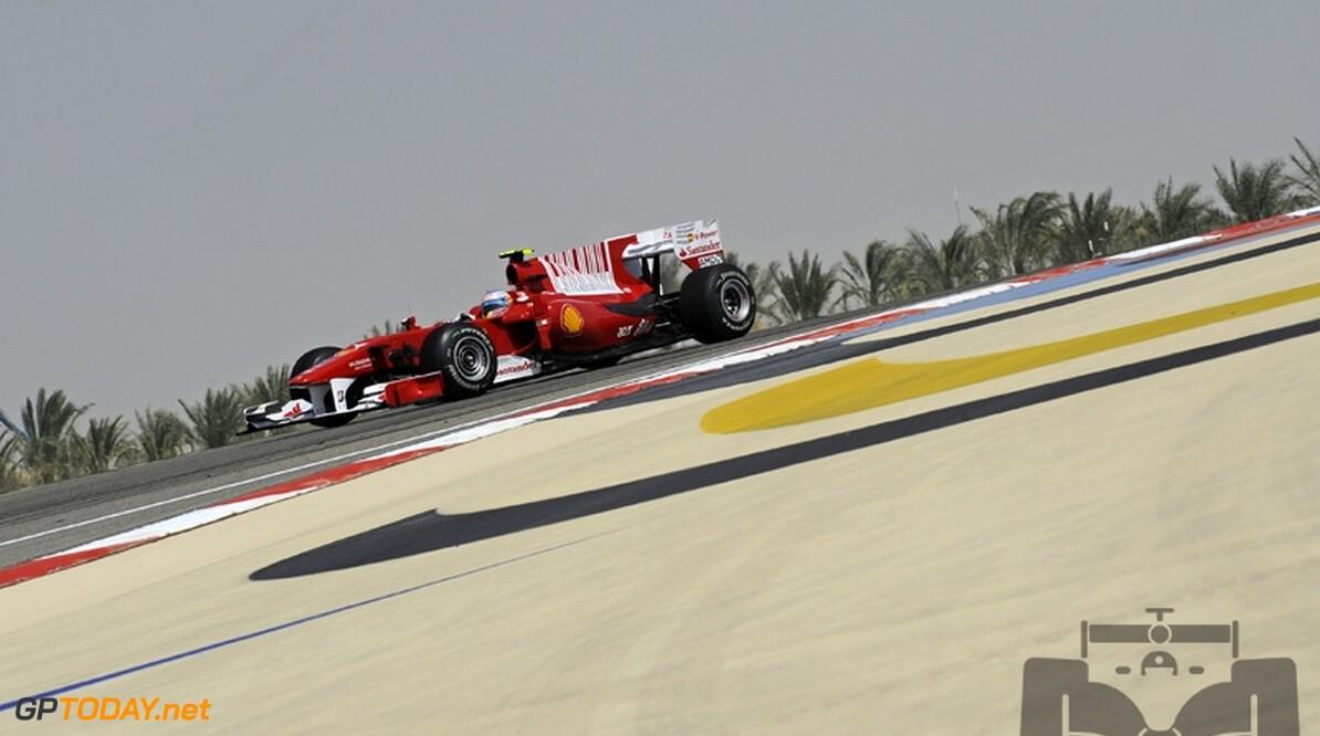 VT3: Alonso leidt Rosberg en Webber